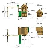 FATMOOSE Spielhaus CountryCow Maxi XXL - 5