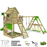 FATMOOSE Spielturm HappyHome Hot XXL - 3