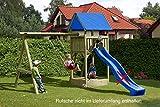Gartenpirat Premium Spielturm S mit Schaukel und Sandkasten - 2