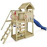 WICKEY Spielturm MultiFlyer mit Holzdach - 3