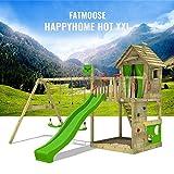 FATMOOSE Spielturm HappyHome Hot XXL - 5