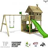 FATMOOSE Spielturm GroovyGarden Combo XXL - 3