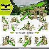 FATMOOSE Spielturm GroovyGarden Combo XXL - 6