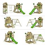 FATMOOSE Spielturm DonkeyDome Double XXL - 3