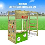 FATMOOSE Klettergerüst CleverClimber Club XXL - 5