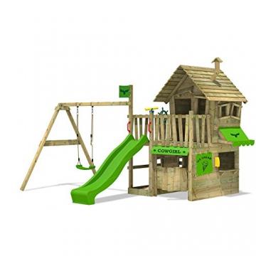 FATMOOSE Spielhaus CountryCow Maxi XXL