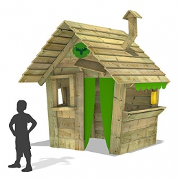 FATMOOSE Spielhaus HippoHouse Heavy XXL Kinderspielhaus