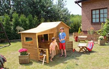 Kinderspielhaus Heidi