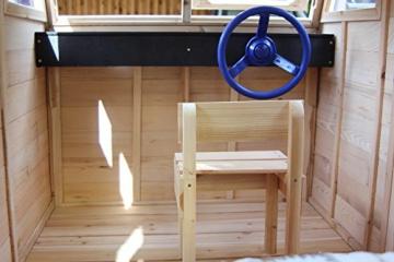 Kinderspielhaus VW Bus T1