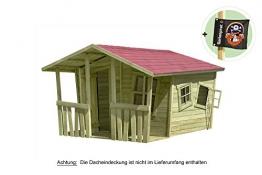 Spielhaus Gartenhaus Lisa-Fun