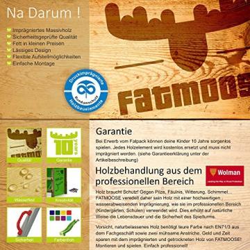 FATMOOSE Spielturm GroovyGarden Combo XXL