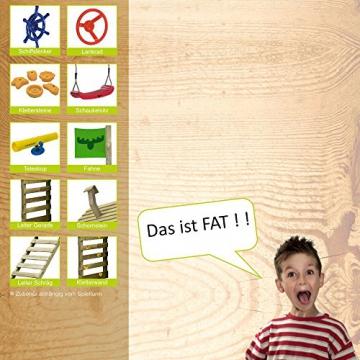 FATMOOSE Stelzenhaus FunFactory Fit XXL